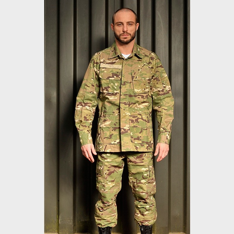 FARDA Loadout com GANDOLA Militar MULTICAM Tático Completo