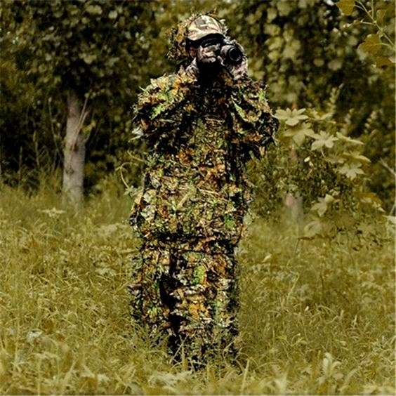GHILLIE SUIT 3D BETTER