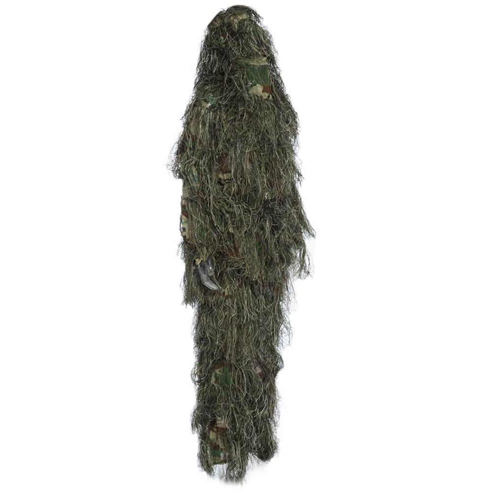 Ghillie Suit Jungle Hunting - Camuflagem Militar