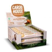 Display Alfarroba Coco Carob House 18uni 450g