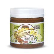 Pasta de amendoim Sabor Cacau e Coco 500g - Amendomel