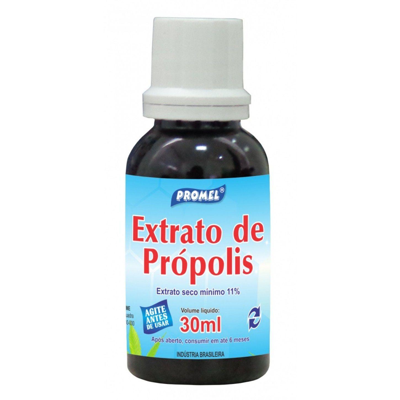 Extrato de Própolis Promel 30ml  - Planta e Saúde
