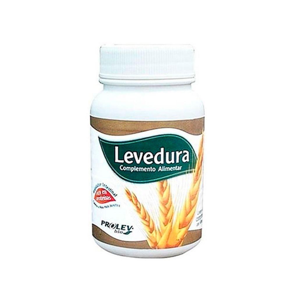 Levedura de Cerveja Prolev 500mg 400 comp.  - Planta e Saúde
