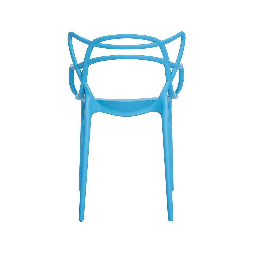 Cadeira Allegra Azul