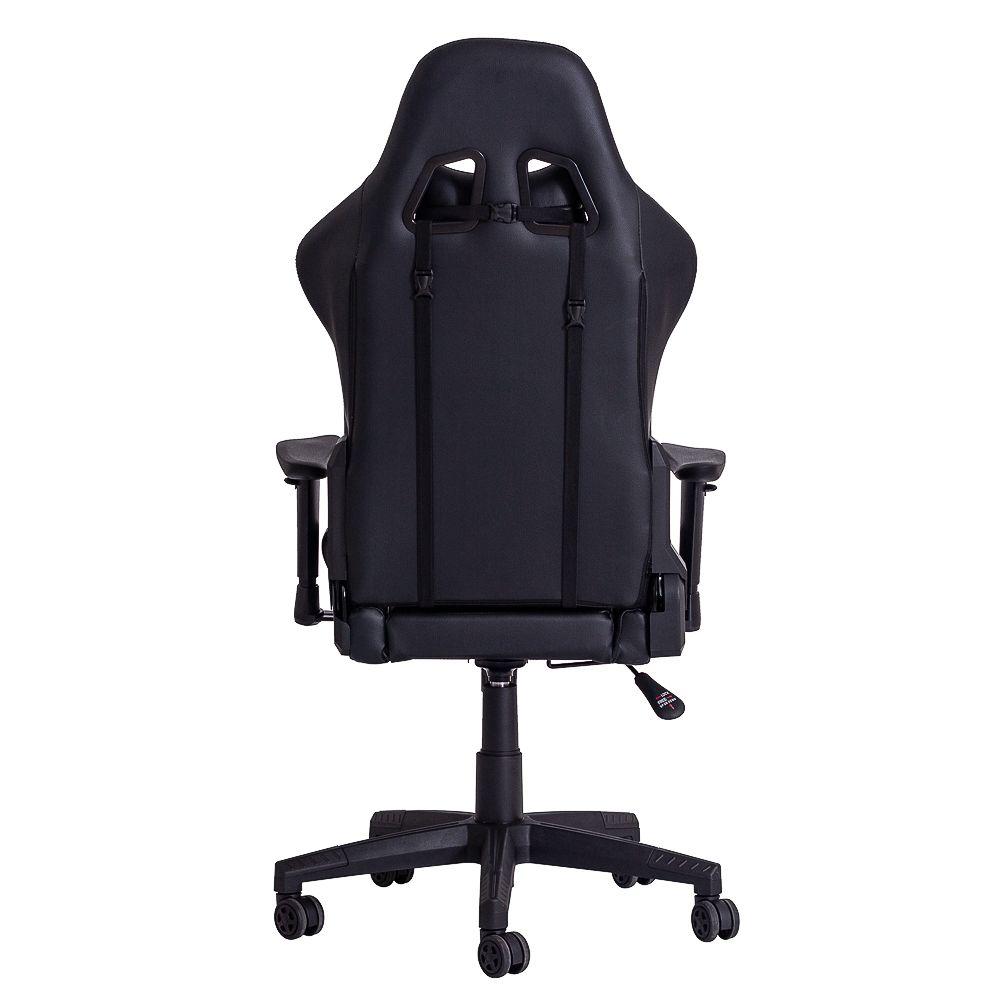Cadeira Gamer Gear PU Preta