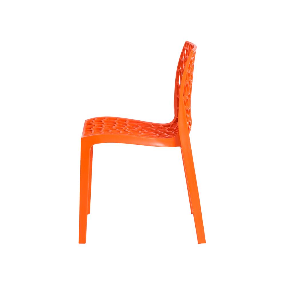 Cadeira Gruvyer Laranja