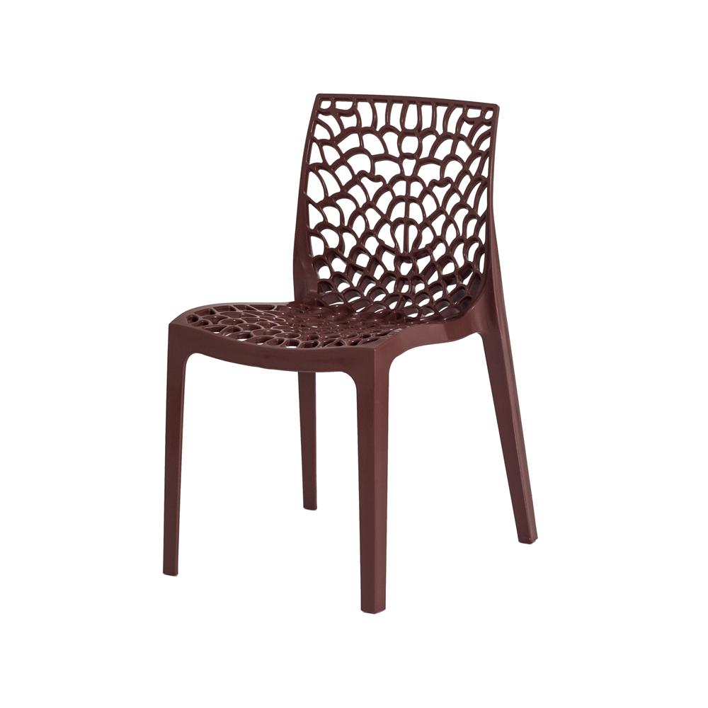 Cadeira Gruvyer Marrom