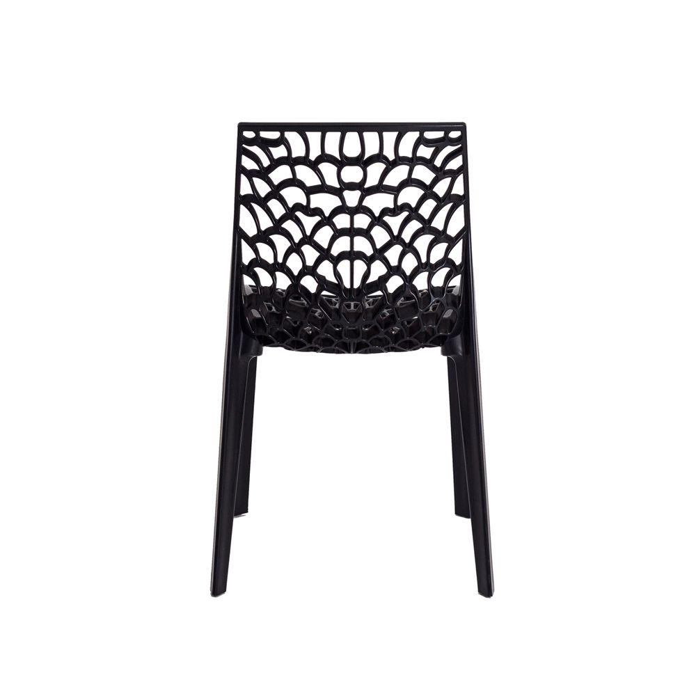 Cadeira Gruvyer Preta