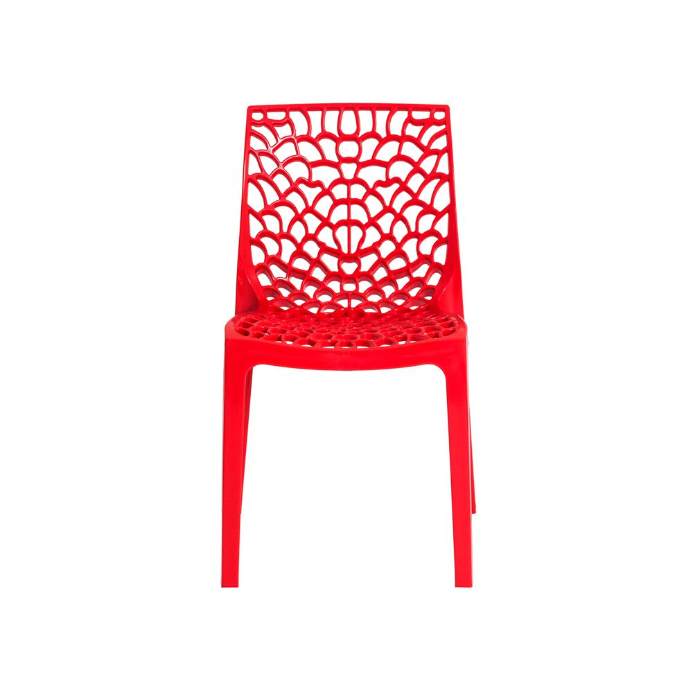 Cadeira Gruvyer Vermelha