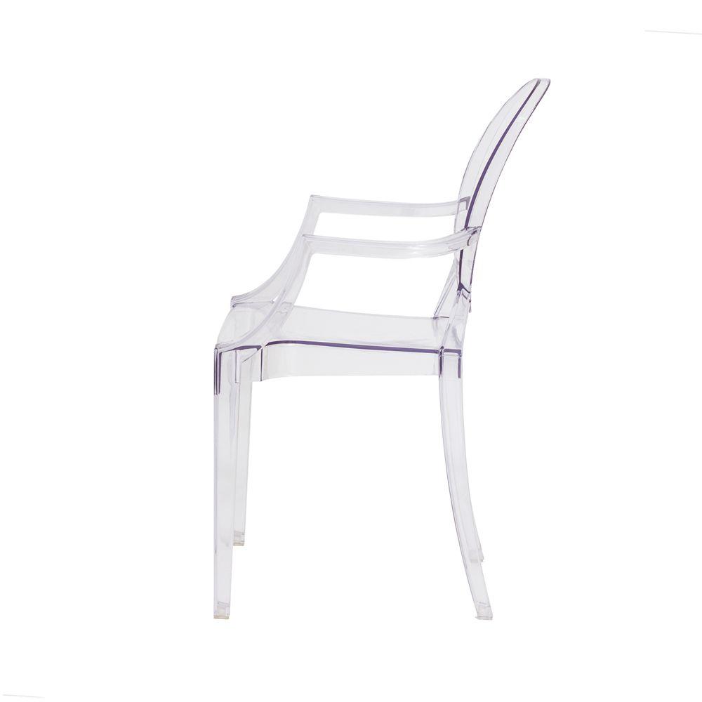 Cadeira Louis Ghost Transparente