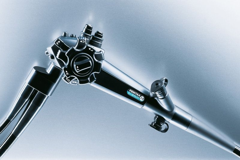 Endoscopio Pentax EG-387UTK  - Só Imagens