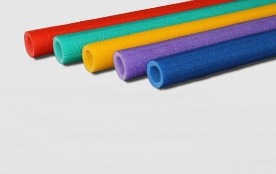 Isotubo Blindado para Cama elástica e Piscina de Bolinhas
