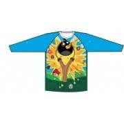 Camiseta Proteção UV Angry Colors