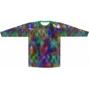 Camiseta Proteção UV Geometrico 05