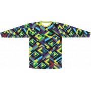 Camiseta Proteção UV Geométrico 12