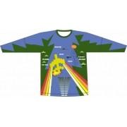 Camiseta Proteção UV River Raid
