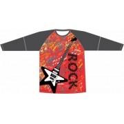 Camiseta Proteção UV Rockstar