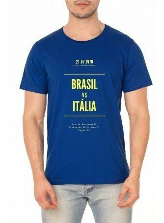 Camiseta Futebol Brasil Alemanha Final Copa Do Mundo 2002