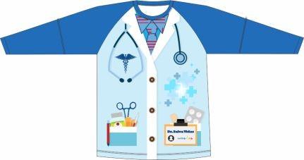 Camiseta Proteção UV Doutor Colors