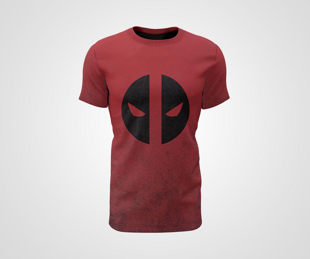 Camiseta Dry - Deadpool