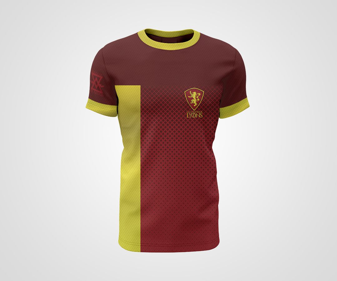 Camiseta Dry - GOT Casterly Rock Lyons - Lannister
