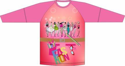 Camiseta Proteção UV Fashionista