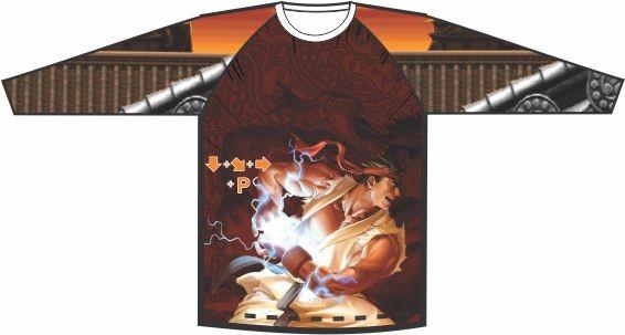 Camiseta Fighter Colors