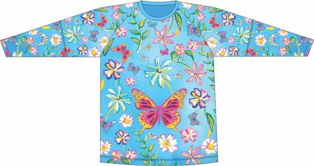Camiseta Proteção UV Maria Letícia
