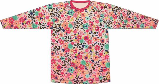 Camiseta Proteção UV Maria Lucia