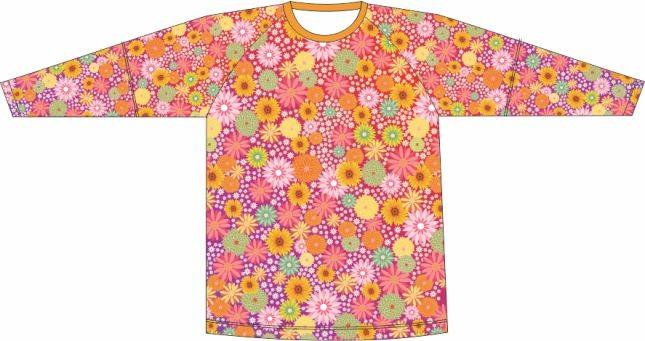 Camiseta Proteção UV Maria Valentina