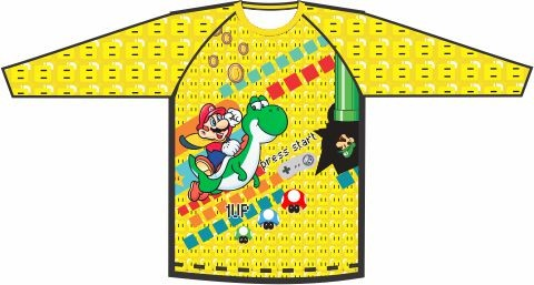 Camiseta Mario Colors