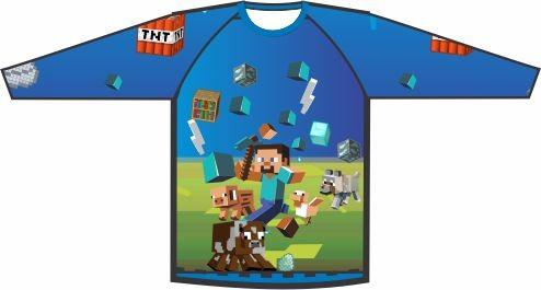 Camiseta Proteção UV Mine Colors