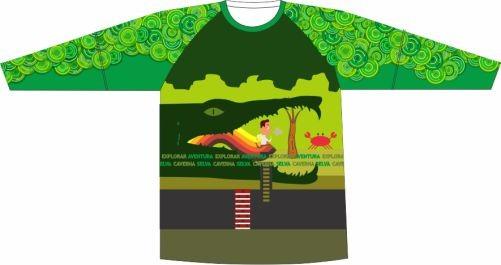 Camiseta pitfall