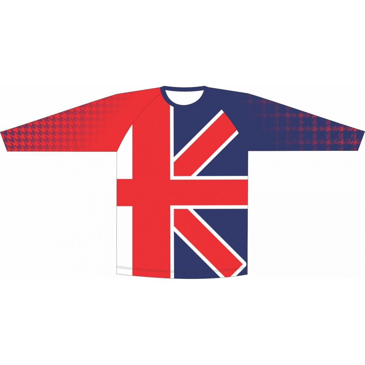 Camiseta Proteção UV Reino unido