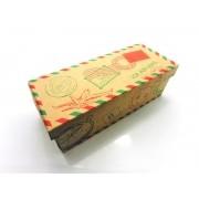 100 caixas adulto - 28 X 12 cm - Selo