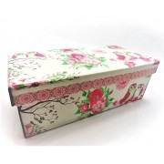 100 caixas adulto - 28 X 12 cm - Coruja