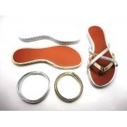 Kit para fabricação de rasteirinhas - Ref. I