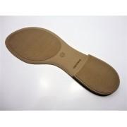 Solado Rasteirinha - PVC Bege - Ref. 2900