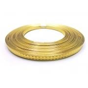 Tiras 9 mm Ouro - Rolo 10 metros