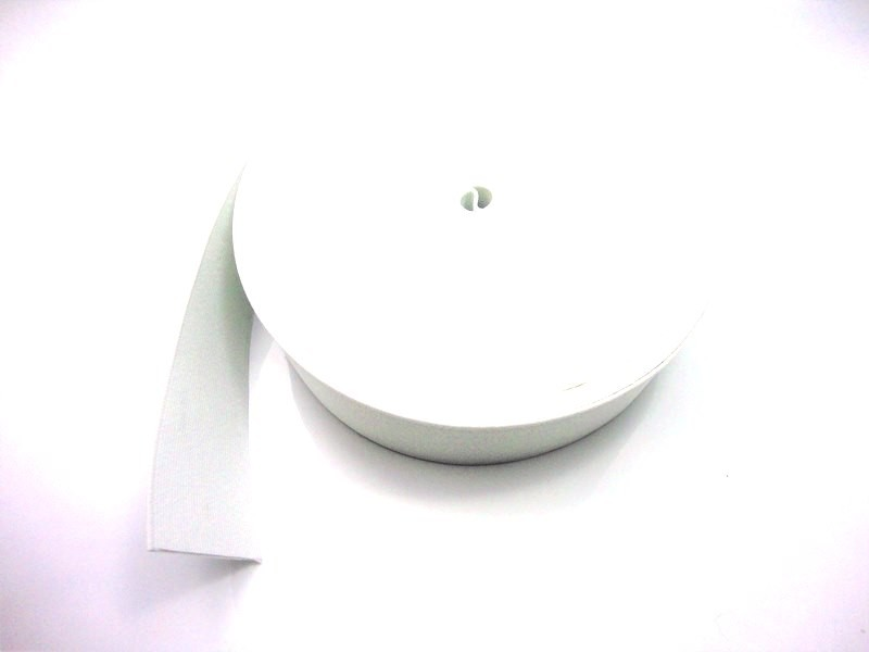 Elástico Branco 50 mm - 1 metro