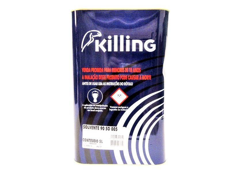 Solvente Forte Killing - 5 litros