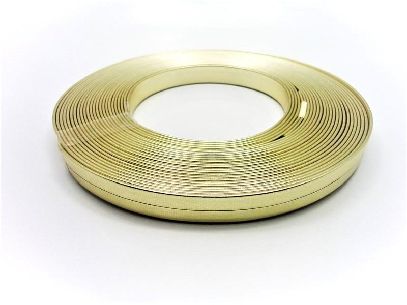 Tiras 15 mm Ouro Light - Rolo 10 metros