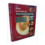 ATLAS COLORIDO DE OTORRINOLARINGOLOGIA