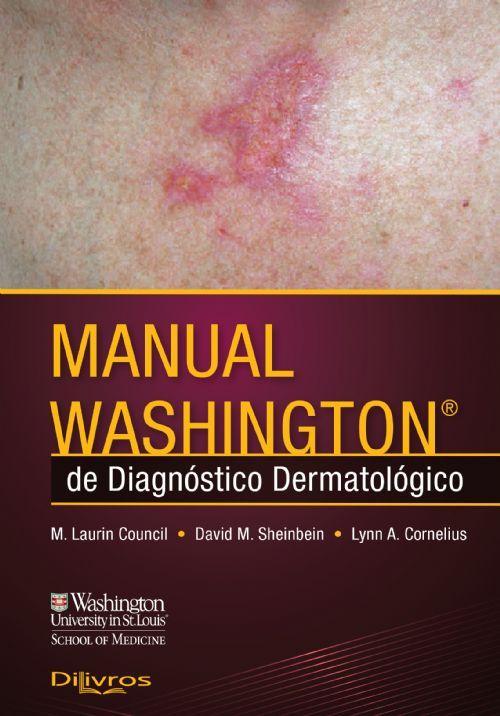 MANUAL WASHINGTON DIAGNOSTICO DERMATOLOGICO