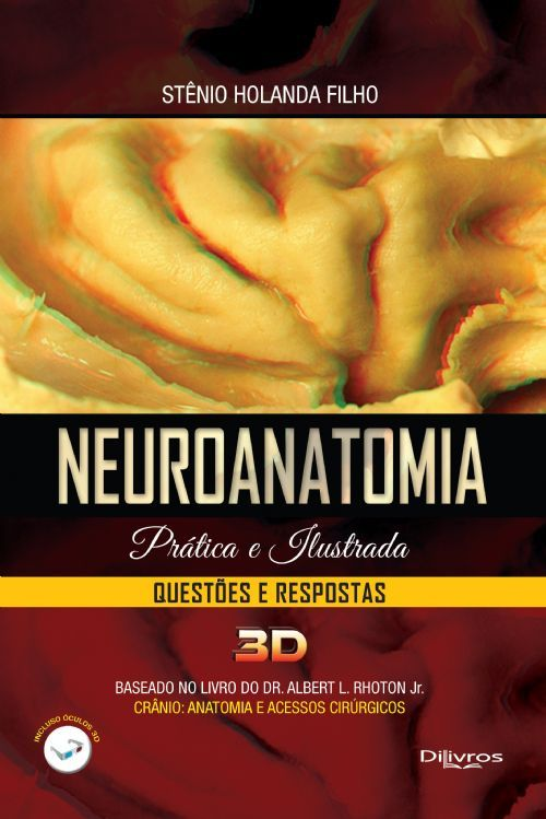 NEUROANATOMIA PRATICA E ILUSTRADA QUESTOES E RESPOSTAS 3D