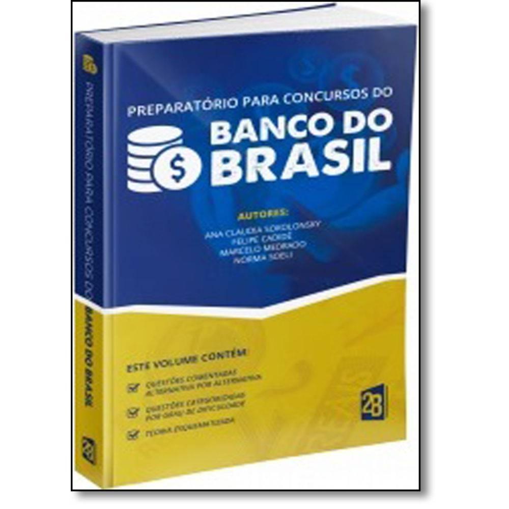 Preparatório Para Concursos Do Banco Do Brasil