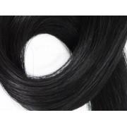 Mega Hair de Fita Adesiva Cor #1 - Preto Intenso