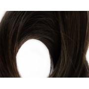 Mega Hair de Fita Adesiva Cor #3 - Castanho Escuro