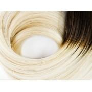 Mega Hair de Fita Adesiva Cor #4/10 - Ombre
