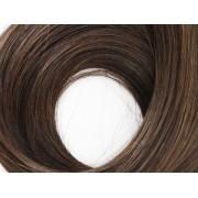 Mega Hair de Fita Adesiva Cor #4 - Castanho Médio